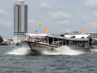 Fiume Chao Phraya