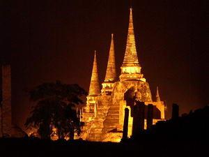 viaggio in Thailandia - antica capitale