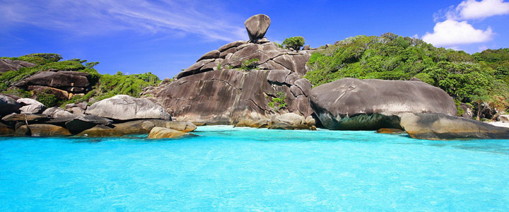 Parco Marino Nazionale Isole Similan