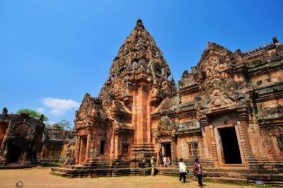 Templi Khmer thailandia