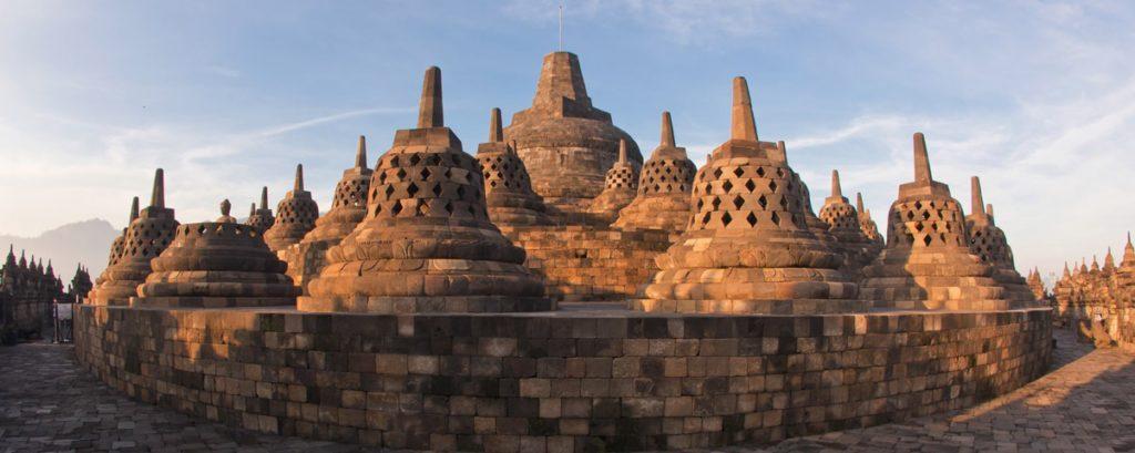 Yogyakarta è una tappa culturale durante un viaggio in Indonesia