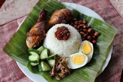 viaggio a singapore cucina