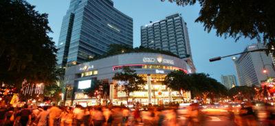 shopping viaggio a singapore