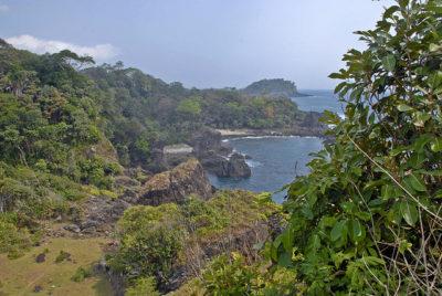 parco nazionale di Ujung Kulon java indonesia