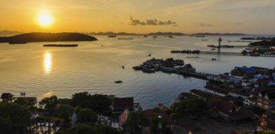 estate in thailandia Ko Si Chang mare