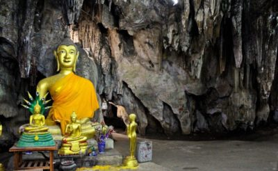 Wat Tham Khao Poon thailandia