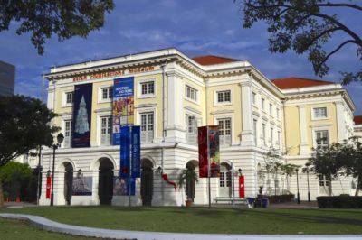 Asian Civilisation Museum di Singapore