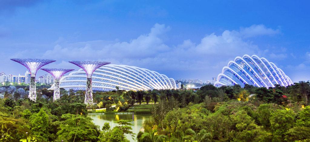 gardens by the bay natura a singapore
