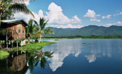 lago inle in myanmar